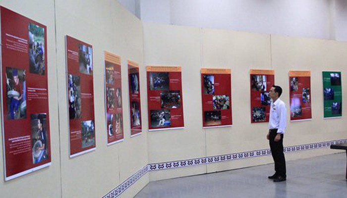 "Photo Exhibition of the 44th anniversary of Buon Ma Thuot Victory – Historic paths"" will be held March 9-16, 2019"