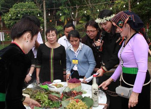 The Competition of Central Highlands Cuisine, 2019 to take place from March 9-16.