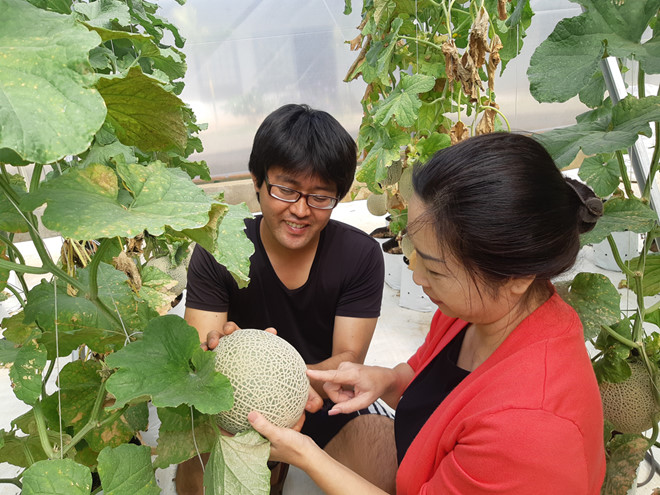 Cooperating with Japanese experts to thrive agriculture in Dak Lak