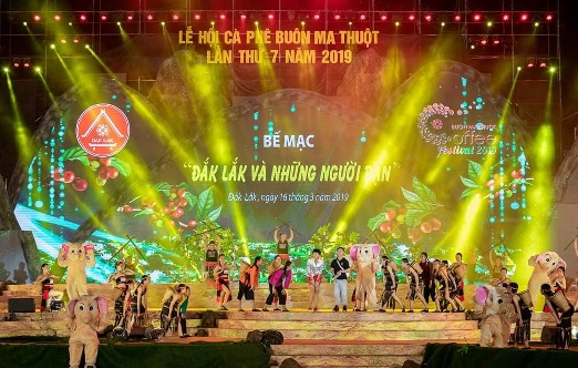 Closing Ceremony of the 7th Buon Ma Thuot Coffee Festival 2019: Cultural Exchange of Heritages and Regions